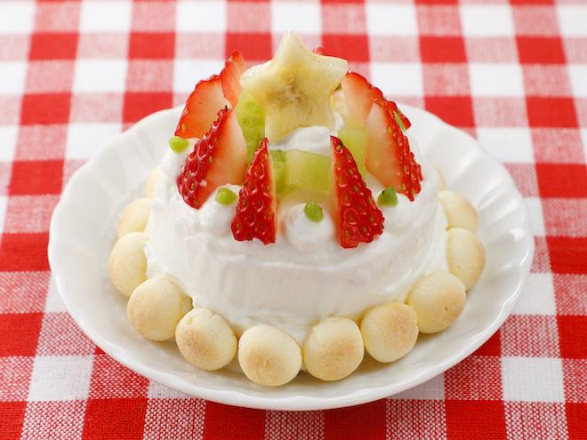 スマッシュ ケーキ レシピ